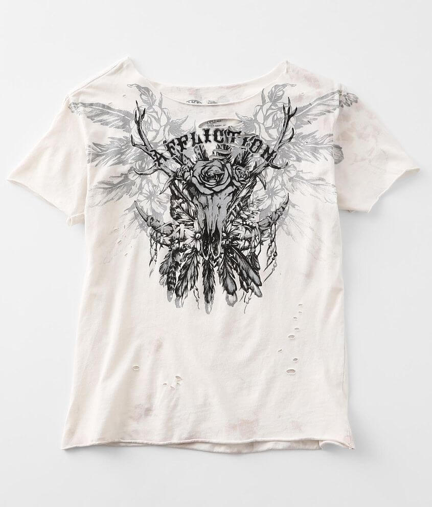 Affliction Paityn T-Shirt front view
