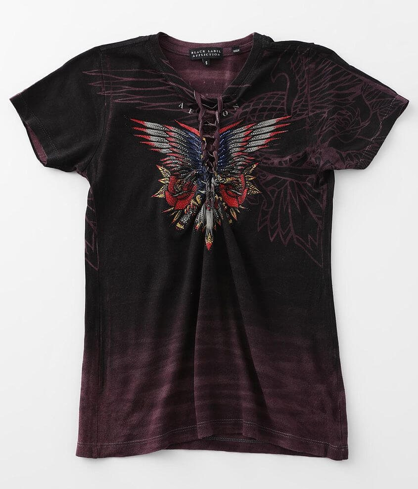 Affliction Eternal Pride T-Shirt front view