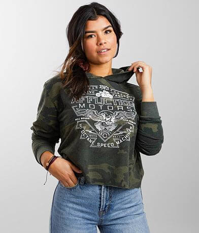 Affliction American Customs Alchemist Sweatshirt
