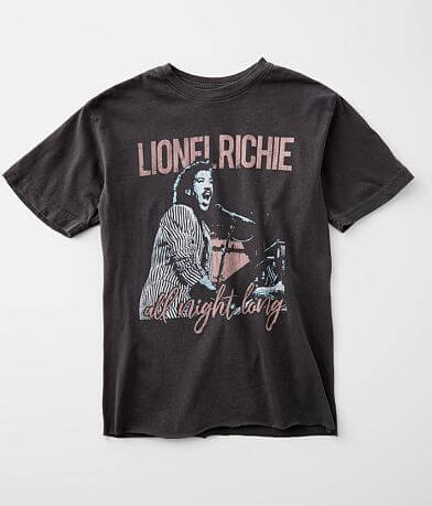Affliction Lionel Richie All Night Long T-Shirt
