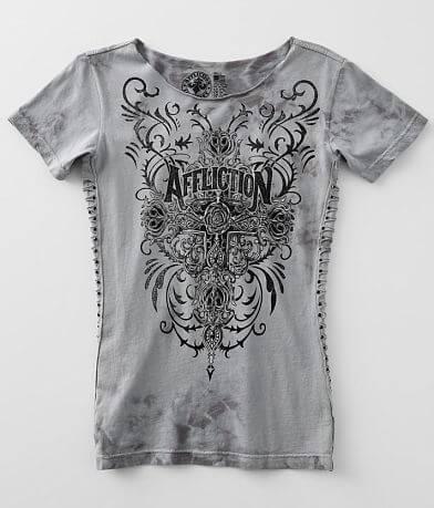 Affliction Topeka Gold T-Shirt