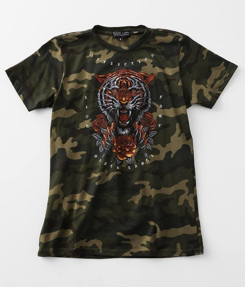 Affliction Forged In Alchemy T-Shirt front view