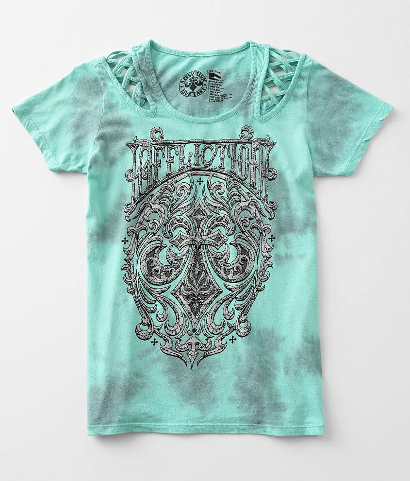 Affliction Marblesmith T-Shirt front view