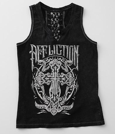 Affliction Madrigal Tank Top