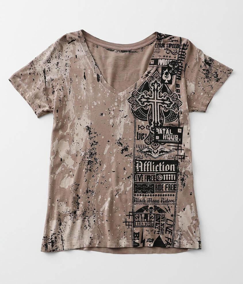Affliction Nothbound T-Shirt front view