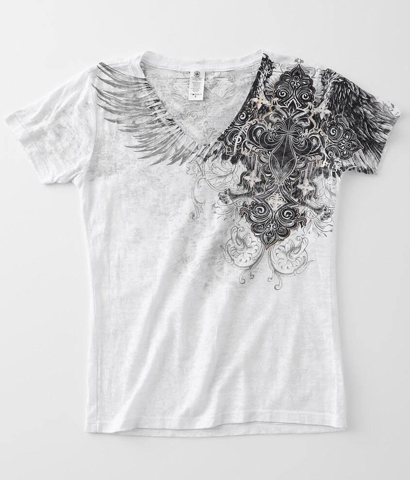 Affliction Covington T-Shirt front view