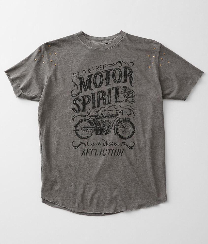 Affliction Original Spirit T-Shirt front view