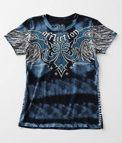 Affliction Cast Iron T-Shirt