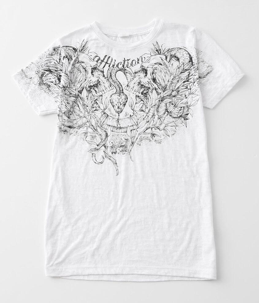 Affliction Morphosis T-Shirt front view