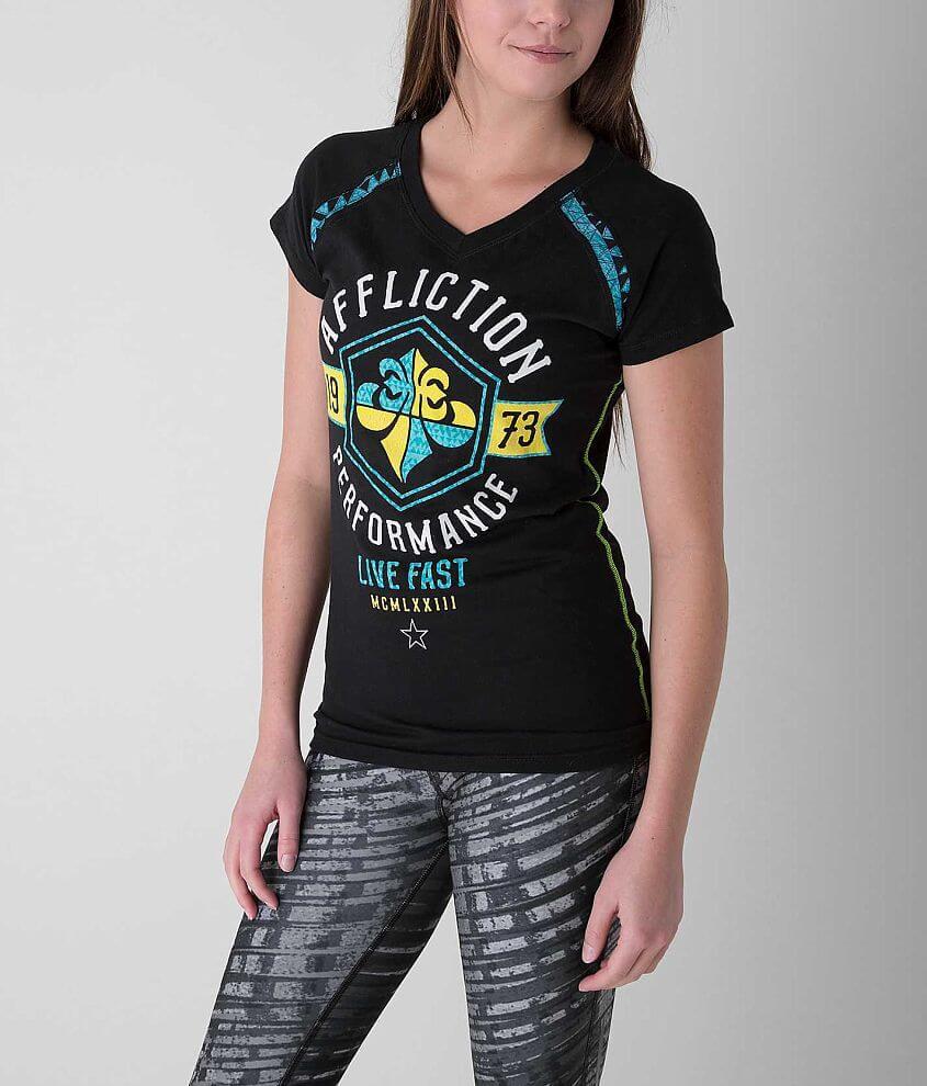 Affliction Sport Everett T-Shirt front view