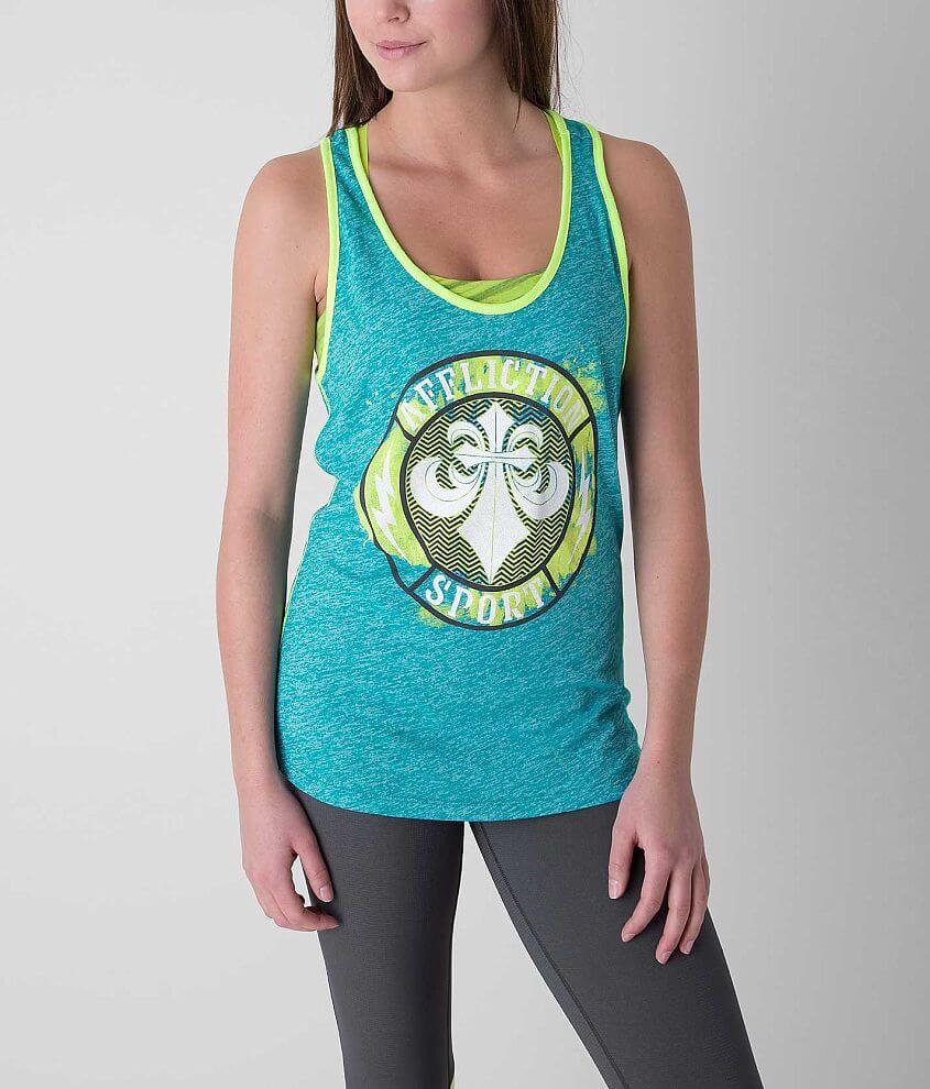 Affliction Sport Dwyer Tank Top front view