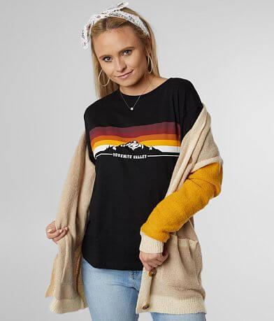 Modish Rebel Yosemite Valley T-Shirt