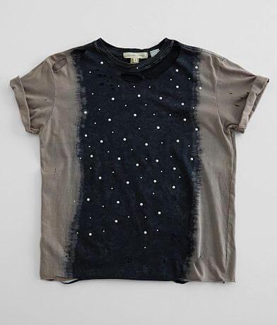 Gilded Intent Embellished Glitz T-Shirt