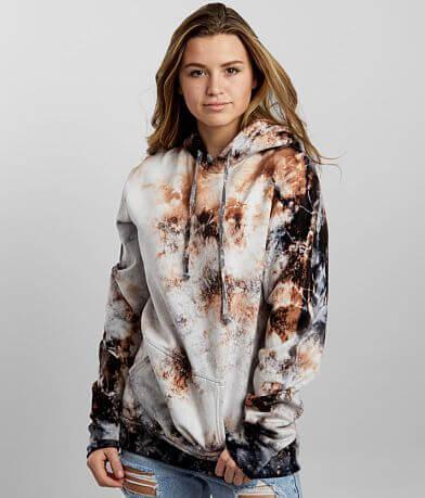 Gilded Intent Capri Hooded Sweatshirt