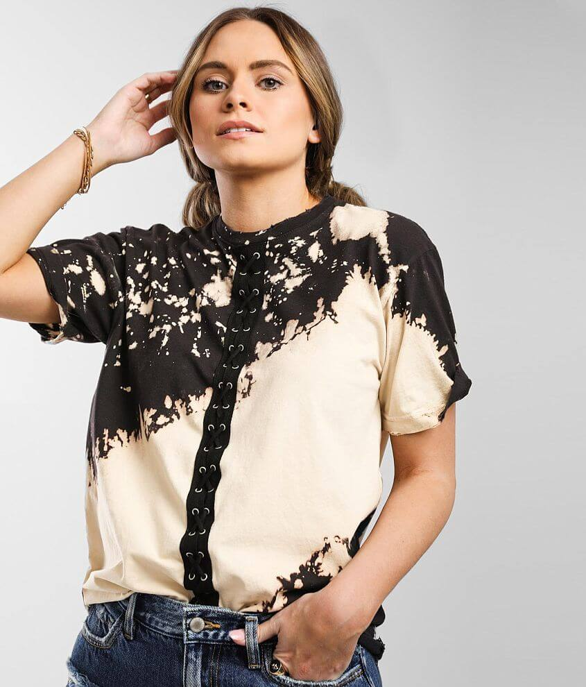 Gilded Intent Lital T-Shirt front view