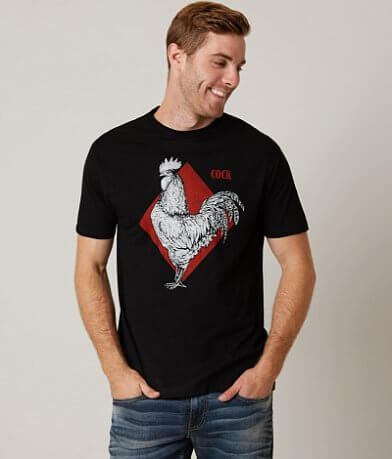 Chillionaire Rooster T-Shirt