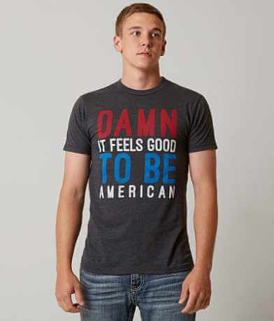 Chillionaire Feels Good To Be American T-Shirt