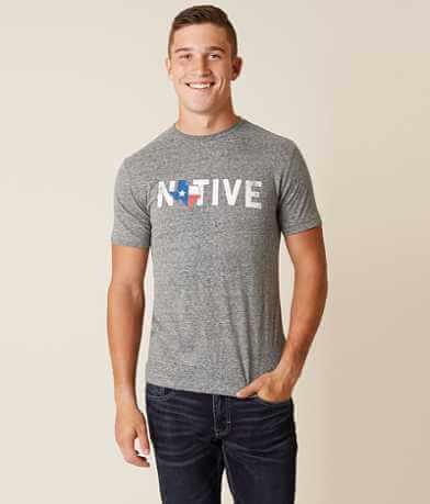 Chillionaire Texas Native T-Shirt