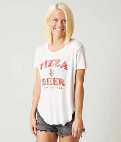 Chillionaire Pizza & Beer Never Fear T-Shirt