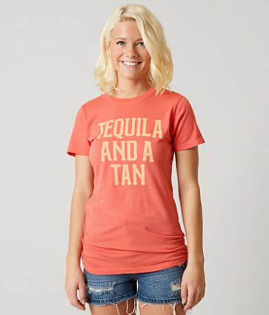 Chillionaire Tequila Tan T-Shirt