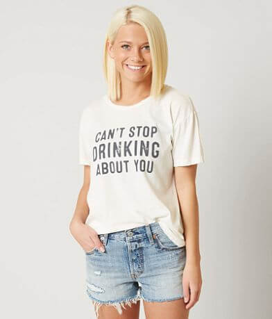 Chillionaire Can't Stop Drinking T-Shirt