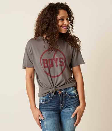 Chillionaire No Boys T-Shirt