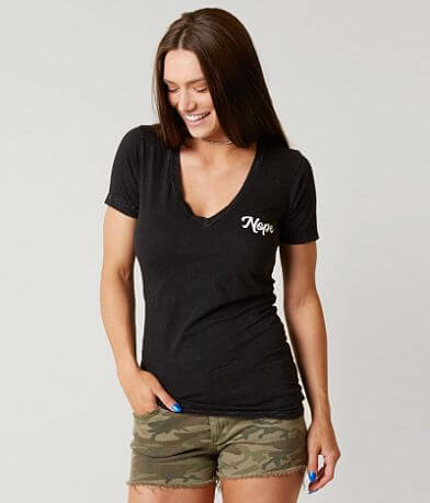 Chillionaire Nope T-Shirt