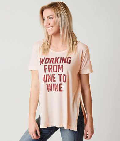 Chillionaire Nine To Wine T-Shirt