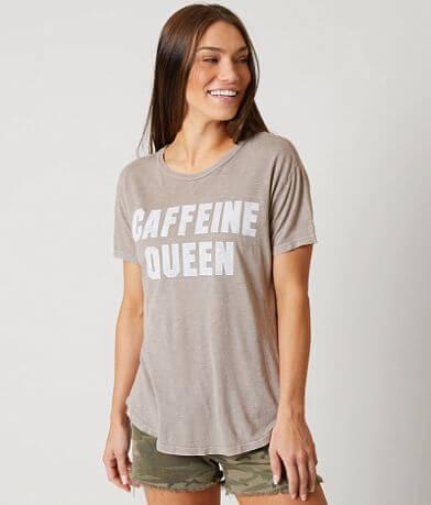 Chillionaire Caffeine Queen T-Shirt