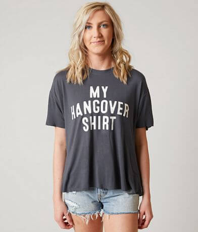 Chillionaire Hangover T-Shirt