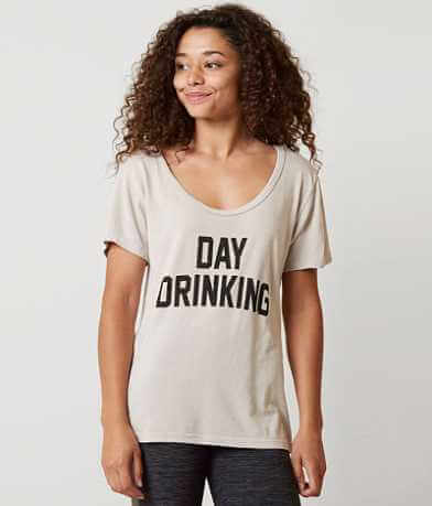 Chillionaire Day Drinking T-Shirt