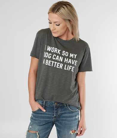 Chillionaire Better Life T-Shirt