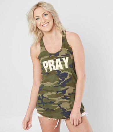 Chillionaire Pray Tank Top