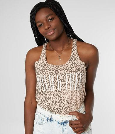 Modish Rebel Wild & Free Tank Top