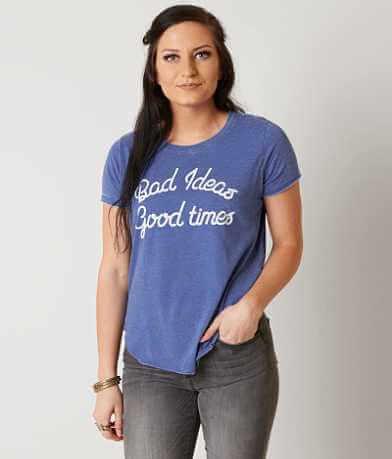 Chillionaire Bad Ideas Good Times T-Shirt