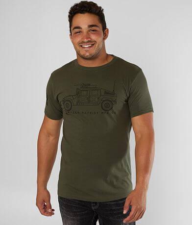Howitzer Humvee T-Shirt