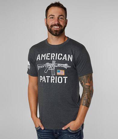 Howitzer Patriot Flag T-Shirt