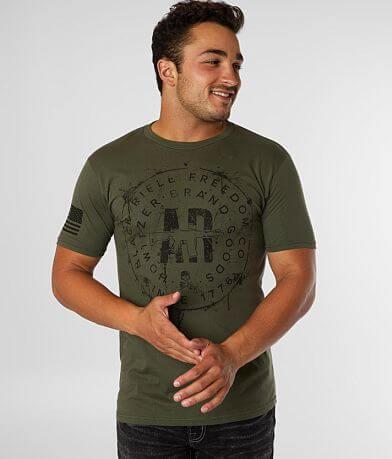 Howitzer AR Stamp T-Shirt