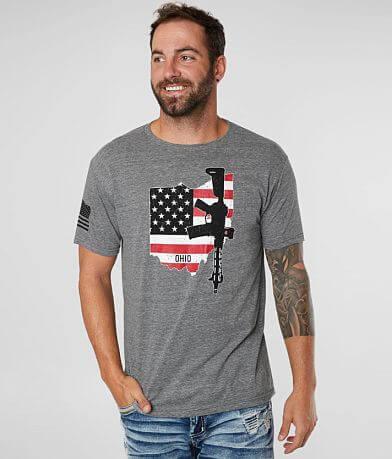 Howitzer Ohio Flag T-Shirt