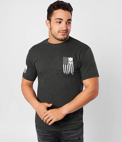 Howitzer Patriot Torn T-Shirt