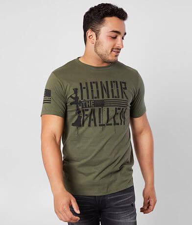Howitzer Honor The Fallen T-Shirt