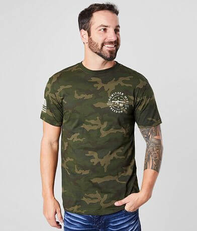 Howitzer Freedom Spear T-Shirt