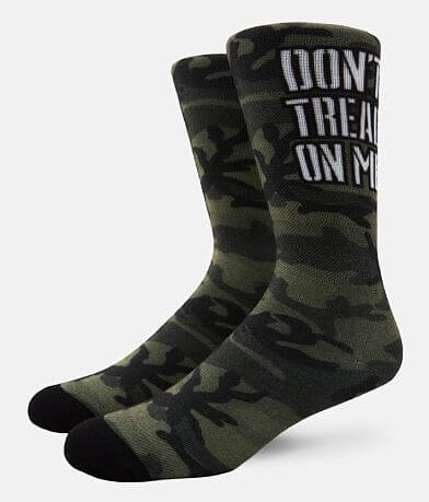 Howitzer Don't Tread On Me Socks