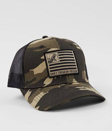 Howitzer Don't Tread Trucker Hat