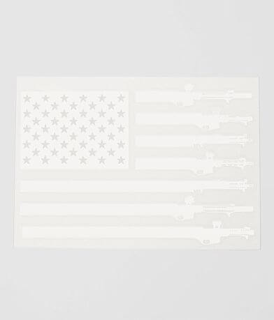 Howitzer Freedom Sticker