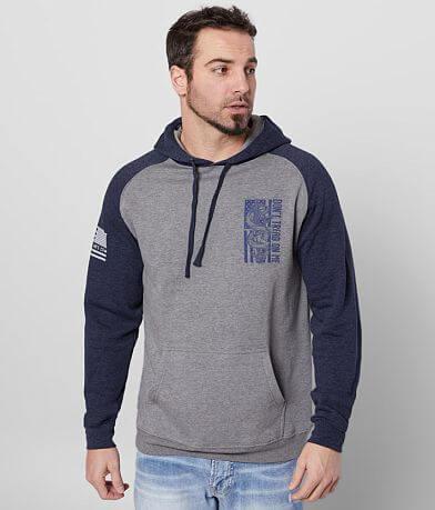 Howitzer Defend Liberty Hooded Sweatshirt