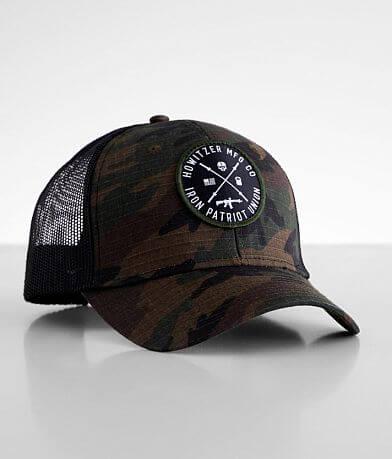 Howitzer Iron Trucker Hat