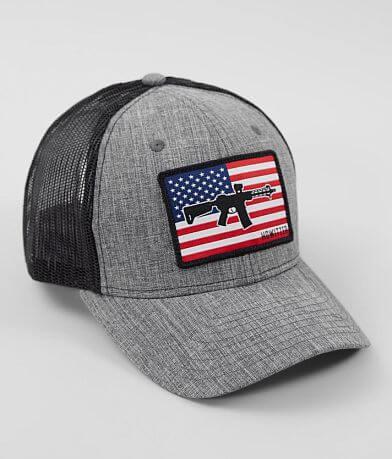 Howitzer Flag Trucker Hat