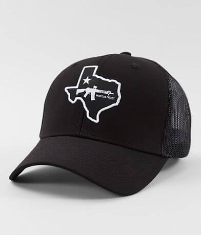 Howitzer Texas Patriot Trucker Hat