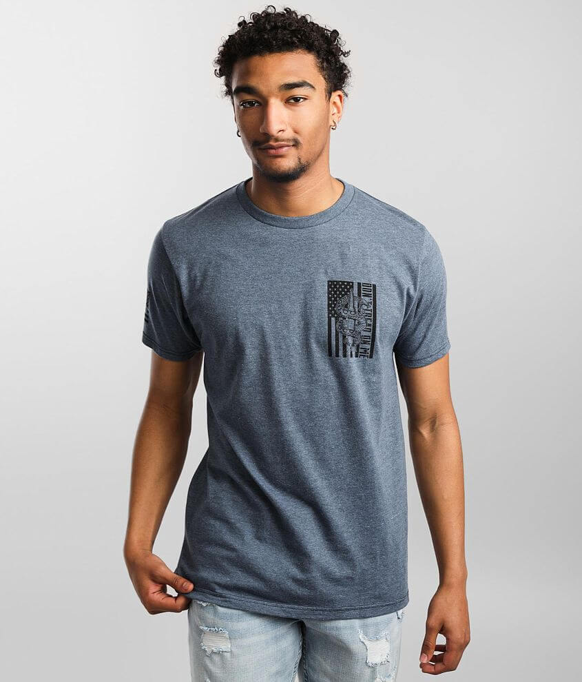 Howitzer Slither T-Shirt front view